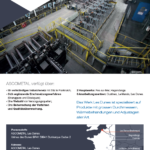 Broschüre der Stahlwerke