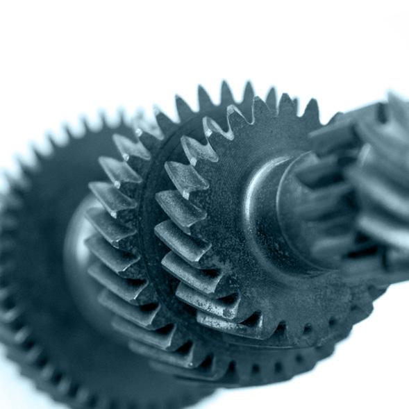 engrenage mécanique d'Ascometal