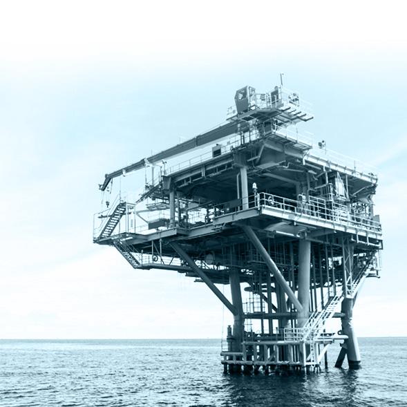 plateforme pétrolière - matériaux Ascometal